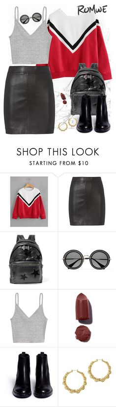 """Know Better"" by chelsofly ❤ liked on Polyvore featuring Helmut Lang, STELLA McCARTNEY, Miu Miu and Ash"