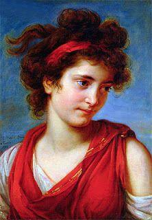 Mijn favoriete schilderijen: Portret Van Marguerite Porporati