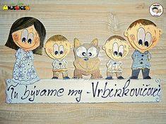anjelicek / Menovka - rodinka Home Decor, Decoration Home, Room Decor, Home Interior Design, Home Decoration, Interior Design