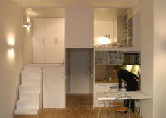 Van klein kantoor tot appartement