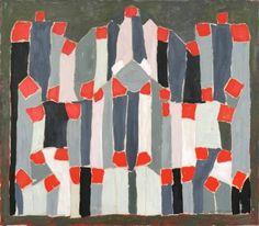 """Saatchi Art Artist Heurlier Cimolai Frėdėric; Painting, """"Tectonic28"""" #art"""