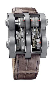 Isso é um relógio.