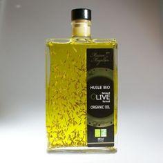 Huile bio olive