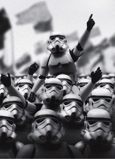 Obviously taken before the destruction of the Death Star