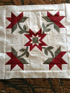 Quilting Tutorials, Quilting Projects, Quilting Designs, Patchwork Quilt Patterns, Applique Quilts, Small Quilts, Mini Quilts, Colchas Quilting, Flower Quilts