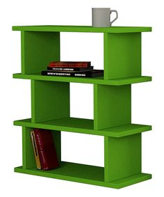Another great find on #zulily! Green Totem End Table by Decortie #zulilyfinds