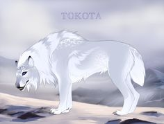 years old/light grey and white pelt/blue eyes/about as tall as a full grown horse/mates with Jake) Creature Drawings, Animal Drawings, Fantasy Creatures, Mythical Creatures, Arma Steampunk, Cartoon Dog Drawing, Wolf Character, Beast Creature, Fantasy Wolf