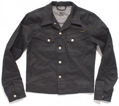 Nudie Jeans Conny Denim Jacket Black, Nudie Jeans - ROLO.COM - San Francisco