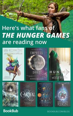 If you loved 'The Hunger Games' you're sure to love these other fantastic YA books! Find your next read on this list! Ya Books, Book Club Books, Book Lists, Good Books, Reading Lists, Reading Games, Book Suggestions, Book Recommendations, Hunger Games