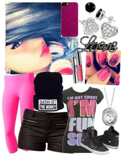 """""""Onlineeeee ~Nyla"""" by mindlessmusicgirl ❤ liked on Polyvore"""