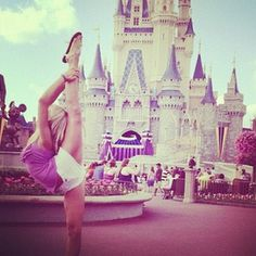 are you even a cheerleader if you dont have a picture like this?