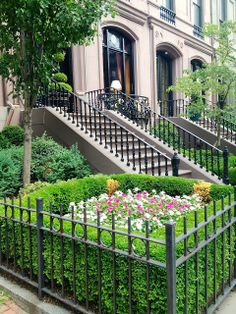 Boston Brownstone