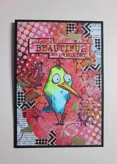 Tim Holtz birds