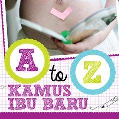 Buku panduan berisi istilah-istilah kesehatan selama kehamilan hingga persalinan yang dapat membantu Anda.  :: New Moms Dictionary :: Newly Moms ::