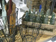Vintage props for retailers