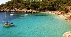 #praia #ibiza #azul #lindo #mar #sol #verao #love