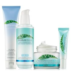For moist, healthy skin in perfect balance. A $33.96 value. Regularly $14.99, shop Avon Skincare online at http://eseagren.avonrepresentative.com
