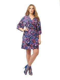 plus size dress 5x kimono