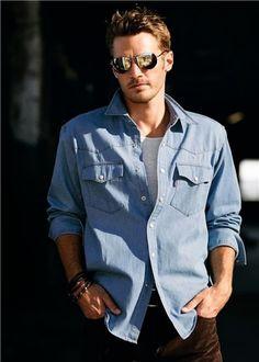 Mavi Jeans Erkek Gömlek Modelleri - http://www.bayanlar.com.tr/mavi-jeans-erkek-gomlek-modelleri/