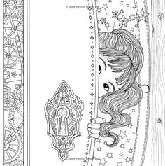 The Time Chamber: A Magical Story and Coloring Book (Time Series): Daria Song: 9781607749615: Amazon.com: Books