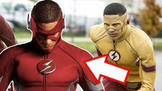 Will Wally West become The Flash? – The Flash Season 4 The Flash... Will Wally West become The Flash? – The Flash Season 4. The Flash Godspeed, The Flash 3×23, The Flash 3×23 Ending, The Flash 3×23 Barry, Iris West Death, Savitar Future. Like / Share the Video if you... Will Wally West become The Flash? - The Flash Season 4