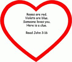 valentine day bible poems