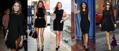 Little black dress celebridades
