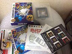 Pokemon Card Game Boy Japan Nintendo Pocket Monsters Japanese version boxed set