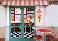 ice cream parlour - Google Search