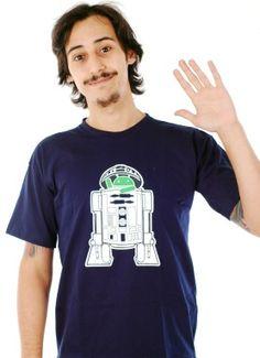 Catálogo CAMISETAS (TODAS) | Camiseta ANDROID R2 D2