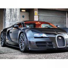 Brilliant Bugatti Veyron