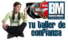 Mejor taller especializado en motos Bmw, Harley Davidson y Ducati