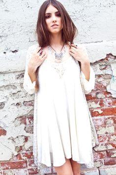 Details about RYU Cream Lace Detail Halter Romance Cocktail Dress ...