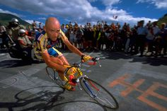Pantani for ever! Go Pirate, where ever you are...
