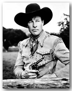 "Bill Elliott in his role as ""Red Ryder"" in the 1940s. Red Ryder appeared in more than 35 movies and serials.   Wild Bill Elliott and Allan ""Rocky"" Lane portrayed Red Ryder in a number of films, both working with Robert Blake as Little Beaver. The last four Red Ryder movies starred Jim Bannon as Red Ryder."