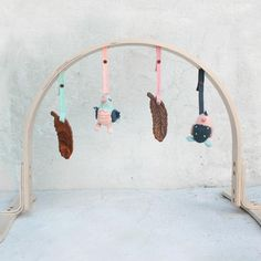 Feather Play Gym – Clay Boutique