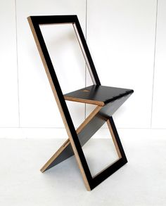 Mathieu Camilleri Reinvents The Folding Chair