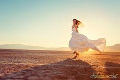 Miranda and Ryans Las Vegas Desert Wedding