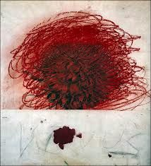 apoplectic Cy Twombly