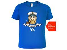 Vtipné tričko k narozeninám:)