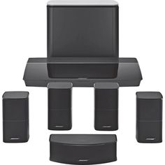 Bose® - Lifestyle® 600 home entertainment system - Black