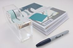 I can't believe I have not made one of these until now. My new little fabric and paint swatch books lets me hold my house in my hands. When I am out shopping, I have all my swatches with me. I was ...
