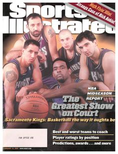 Sports Illustrated - Feb. 19, 2001