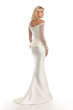 Eleni Elias Collection Official Web Site - Mother of the Bride Collection - Style M128