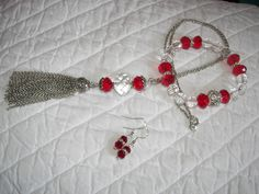 crystal and strass