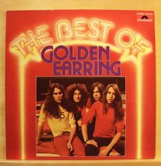 GOLDEN EARRING - The Best of - Vinyl LP Radar Love - Buddy Joe - Back home - RAR