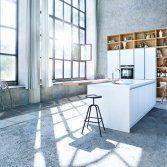 next125 NX902 Polariswit mat glas - Product in beeld - - Startpagina voor keuken ideeën | UW-keuken.nl