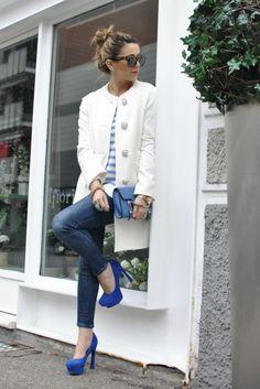 Nicoletta fashion blogger
