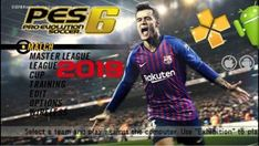 PES6 Mod PES 2019 Offline Android Download Juventus Team, Phone Games, Soccer Games, Android Apk, Free Games, A Team, Author, Leo, Film