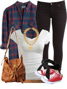 18 Stylish Polyvore Outfits for This Fall/Winter